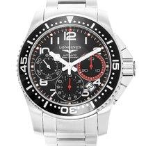 Longines Watch Hydro Conquest L3.696.4.53.6