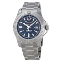 Breitling Colt Automatic Marine Blue Dial Mens Watch A1738811-...