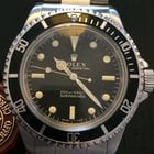 Rolex Submariner 1967 Meters First 5513