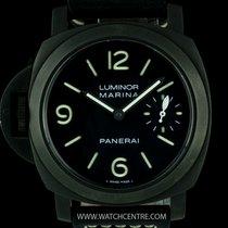 Panerai Stainless Steel PVD Rare Left-Handed Luminor Marina...