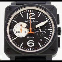 Bell & Ross BR03-94 Black & White