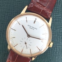 Patek Philippe Rose Gold Calatrava Automatic Ref. 3425
