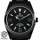 Rolex Explorer 214270 BLACK VENOM LIMITED EDITION /35 DLC PVD