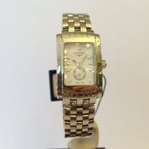 Longines Dolce Vita steel ladies