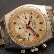Zenith el primero vintage chronograph brown tropica dial