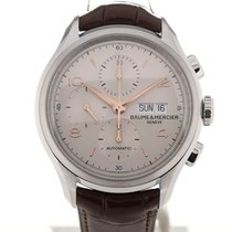 Baume & Mercier Clifton 43 Automatic Chronograph