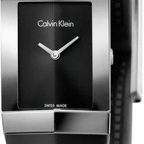 ck Calvin Klein SHAPE K7C231B1 Elegante Damenuhr Sehr Elegant