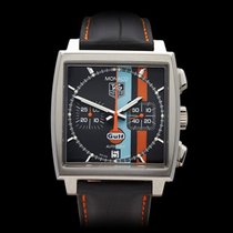 TAG Heuer Monaco GULF Stainless Steel Gents CW211A.FC6228