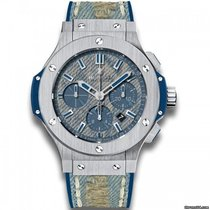Hublot Big Bang 44 MM Jeans Stainless Steel