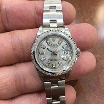 Rolex Datejust Lady's SS Diamond Bezel & Dial