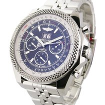 Breitling Bentley Collection 6.75 Mens Automatic in Steel