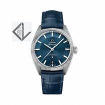 Omega - Constellation Globemaster, BLUE DIAL 13033392103001