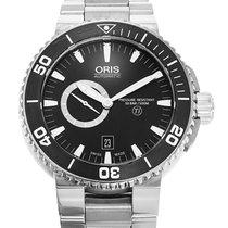 Oris Watch Aquis Titan Small Second Date 743 7664 71 54 TB