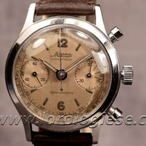 Minerva Vintage Waterproof Chronograph Ref. 1335 Manufacture...