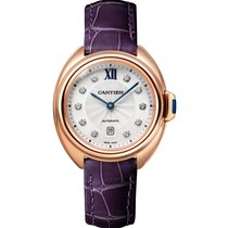 Cartier Cle de Cartier Automatic Date Ladies watch WJCL0031