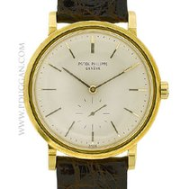 Patek Philippe 18k yellow gold vintage screwback Calatrava