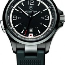 Victorinox Swiss Army Night Vision Black Ice Herrenuhr 241596