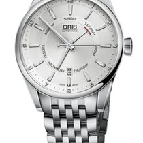 Oris Artix Pointer Day, Date