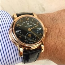 Patek Philippe 5016 Pink Gold Minute Repeater Perpetual...