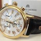 Maurice Lacroix Les Classiques Chronograph White Roman Dial