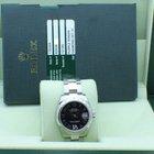 Rolex Midsize  Stainless & 18K Gold Datejust Diamond