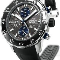 IWC [NEW] Aquatimer Automatic Chronograph 44mm Mens IW376706