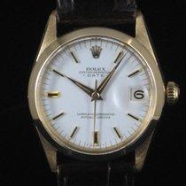 Rolex Date Midsize Medium 31mm Gold 18KT Automatic