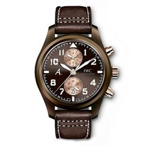IWC Pilots Watch Brown Automatic 46mm IW388004