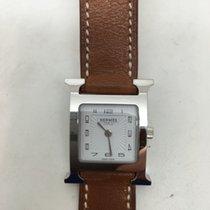 Hermès H watch double tour