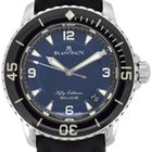 Blancpain stainless steel Fifty Fathoms