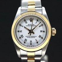 Rolex Oyster Perpetual automatik Damen Uhr Caliber 2230...