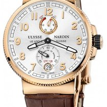 Ulysse Nardin Marine Chronometer Manufacture 43mm 1186-126.61