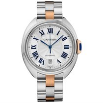 Cartier Cle De Cartier W2cl0004 Watch