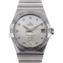 Omega Constellation 38 Automatic Gemstone