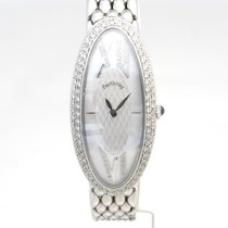 Barthelay Diamond Set Ladies Quartz Bracelet Watch