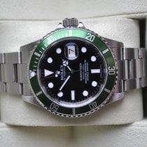 Rolex [SERVICE + 24 Mon. WARRANTY] Submariner 16610LV - Z - 2007