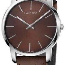 ck Calvin Klein city gent Herrenuhr K2G211GK