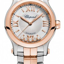 Chopard Happy Sport 30 MM Automatic Watch