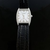 Tourneau Watch With 1.75 Cts Of Diamonds - Leather Strap