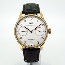 IWC Portugieser Rose Gold 8 Day Power Reserve IW500113