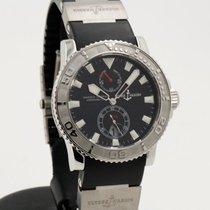 Ulysse Nardin Maxi Marine Diver Chronometer - full set 263/33