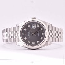Rolex Datejust II Rhodium Diamonds 126334