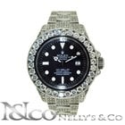 Rolex SeaDweller Deep Sea - Iced Out 30 cttw Pave Diamonds