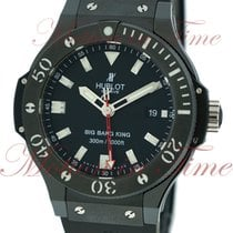 "Hublot Big Bang King 44mm ""Black Magic"", Black Dial -..."