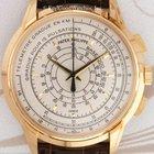 Patek Philippe 5975J Anniversary Chronograph, Yellow Gold