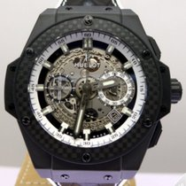 Hublot King Power Unico Ceramic Black & White - 701.CQ.011...