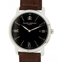 Baume & Mercier Classima Xl 65493 Quartz, Steel, 42mm