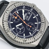 Tutima Military Flieger Chronograph Lemania