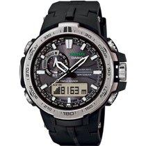 Casio Pro Trek Prw-6000-1er Men´s Black