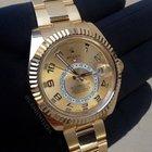 Rolex Sky-Dweller Gold Champagne